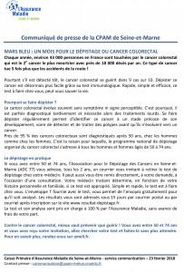 CDP-Mars Bleu 2018-CPAM 77