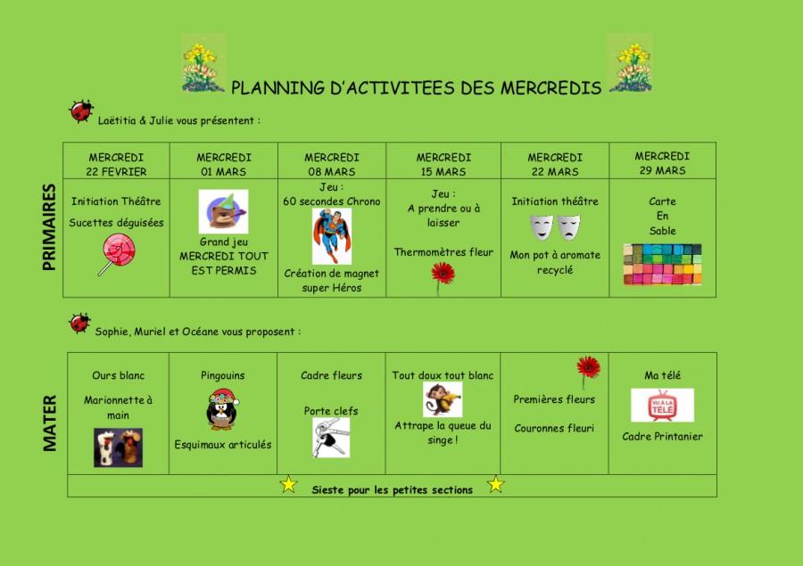 Planningmars