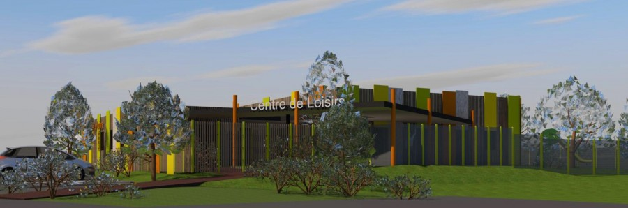 Construction d'un Centre de loisirs communal